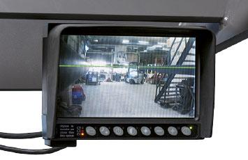 Sistema cámara-monitor
