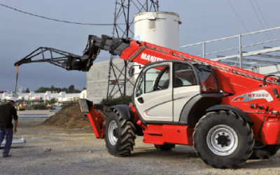 Manitou Serie MT