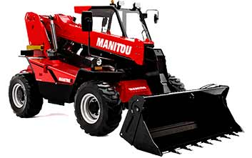 Manitou MXT 840