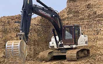 Equipos para la construcción y agricultura